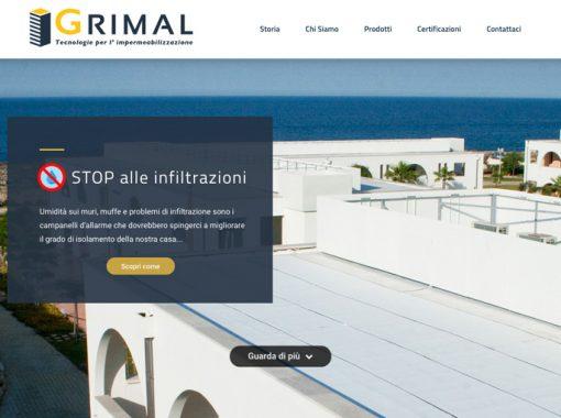 Grimal, tecnologie per l'impermeabilizzazione